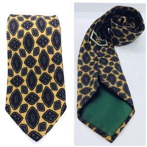 "Joseph Abboud Mens Tie 3.5""x59"" Silk Italy"